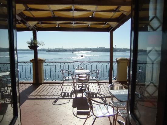 Armadores de Santander Hotel: Terrace