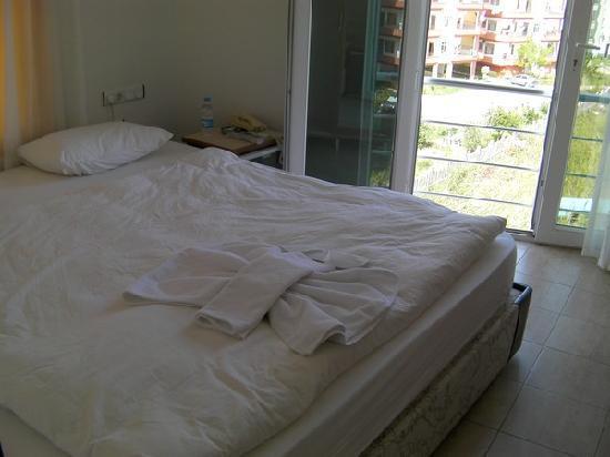 Tayfun Hotel: Zimmer