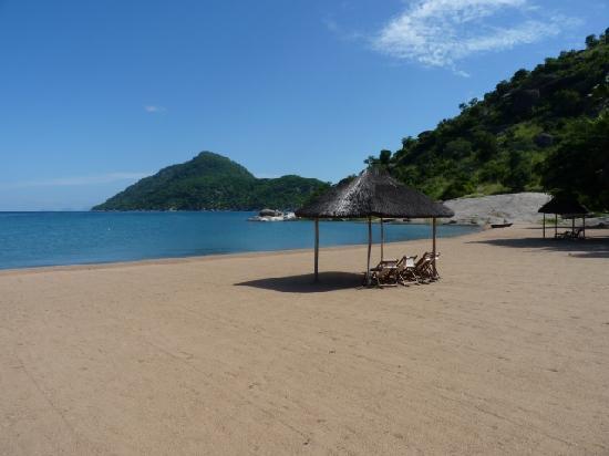 Chembe Eagles Nest: Der wunderbare Strand, ohne jeden Müll
