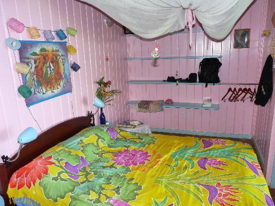 Villawellness St. Lucia : Unser Zimmer