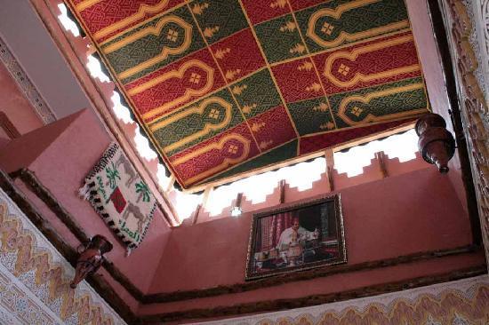 Oujda, Marruecos: Khzana (tente)