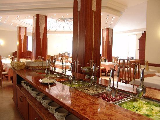 Hotel Excelsior: Sala da pranzo/Dining Room