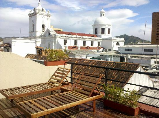 La Casa del Farol Hotel Boutique: Another view from the roof