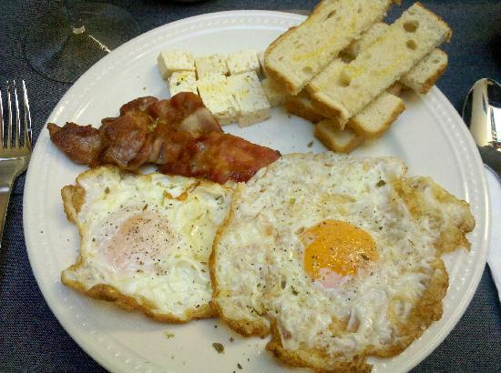 La Casa del Farol Hotel Boutique : Breakfast