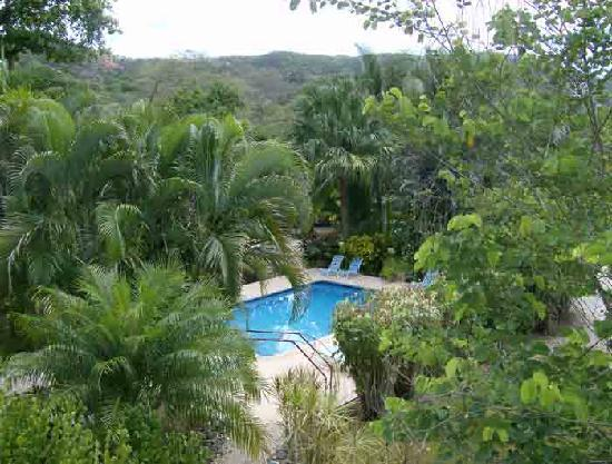 Papagayo Village: a garden oasis moments from the beach