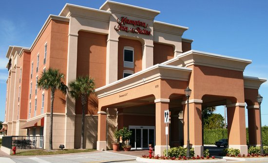 Hampton Inn & Suites Cape Coral/Fort Myers Area: Hampton Inn Suites Cape Coral