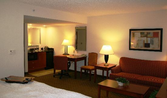 Hampton Inn & Suites Cape Coral/Fort Myers Area: Studio Suite