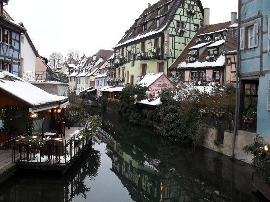 Colmar, Francja: La petite Venise