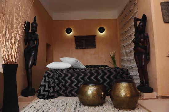 Bellamane, Ryad & Spa - Suite Africaine - © jjb
