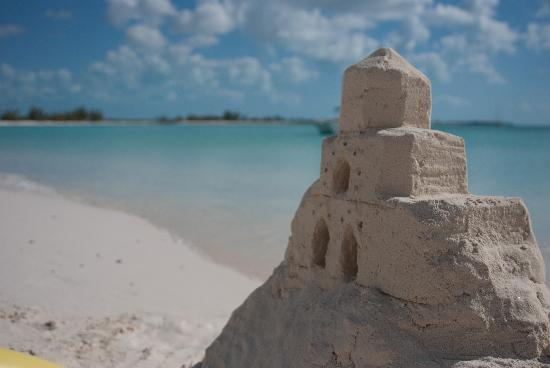 Cape Santa Maria Beach Resort & Villas: Sand Castles