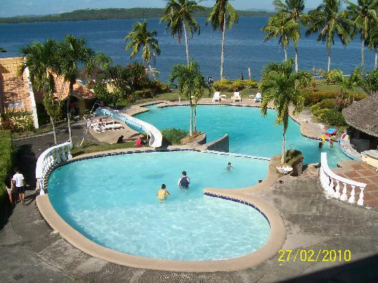 Leyte Park Resort Hotel: View of the swimming pool