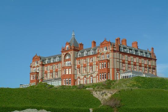 The Headland Hotel & Spa - Newquay: The Headland