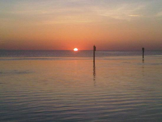 Ilha de South Padre, TX: sunset