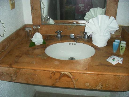 Koox Hotel Banana: baño