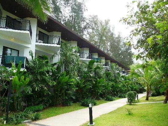 Nai Yang Beach Resort and Spa: tropical wing