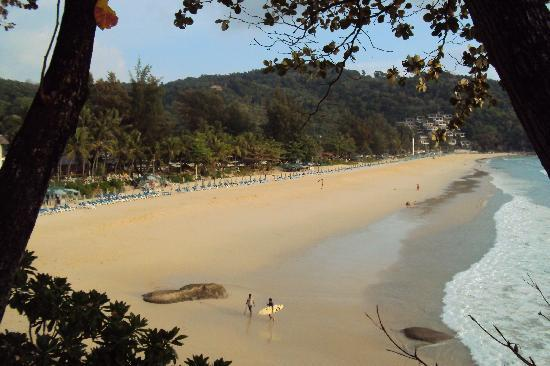 Kata Noi Beach: Unser Traumstrand