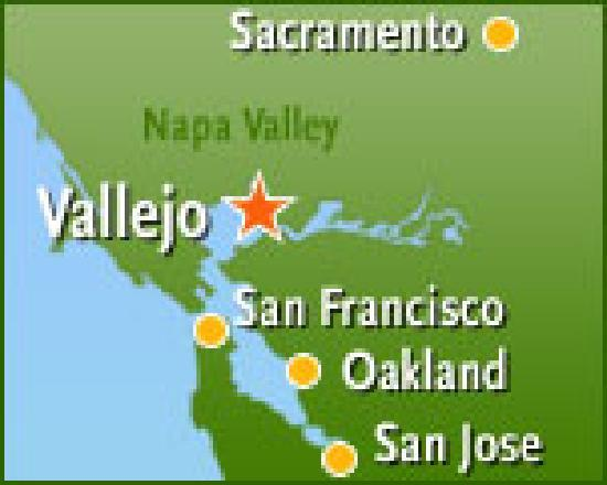 Вальехо, Калифорния: Your Bay Area Fun Starts in Vallejo