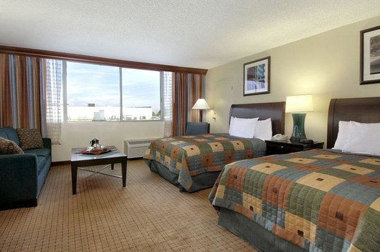 Doubletree by Hilton Hotel Denver - Stapleton North Premium Double Non-Smoking