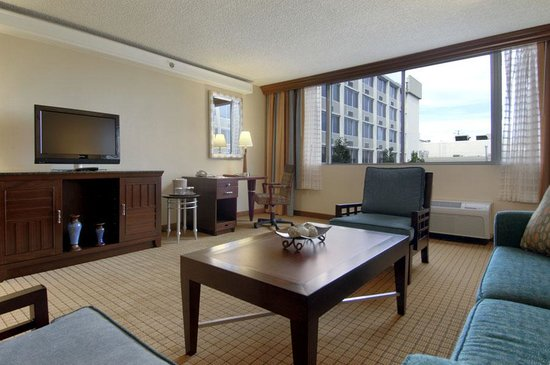 Doubletree by Hilton Hotel Denver - Stapleton North Suite