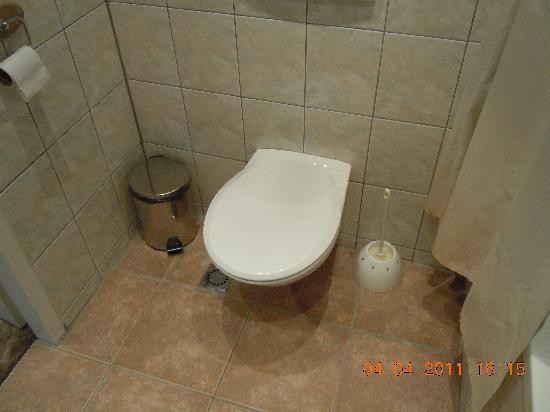 Centrum Hotel : Das WC