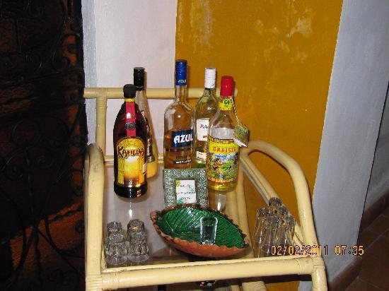 Luz En Yucatan: Tequila Bar