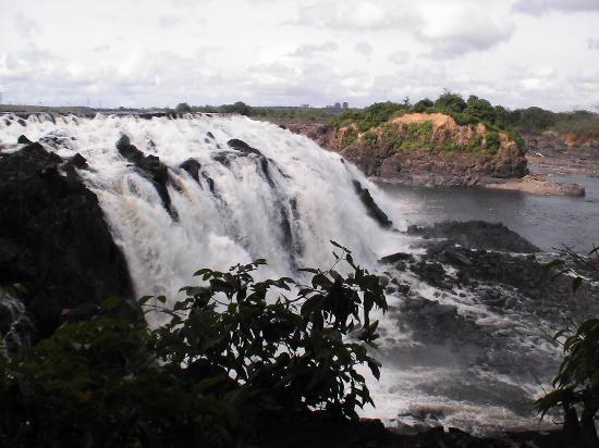 Ciudad Guayana, Venezuela: Im Parque La Llovizna