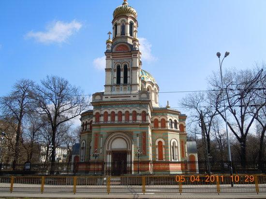 Lodz, Poland: Aussenansicht bei Tag
