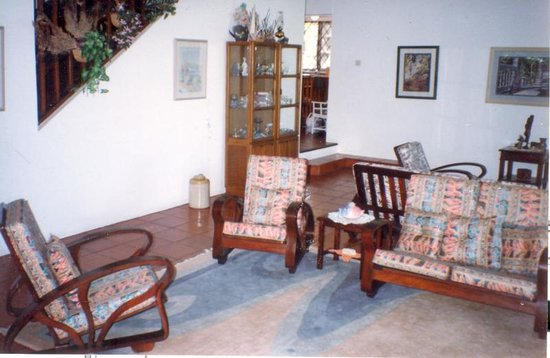 Dover Woods Guesthouse : Living Room