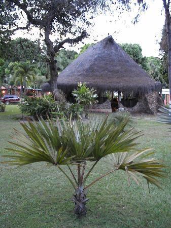 Posada La Casita: Die Anlage und der Pavillon