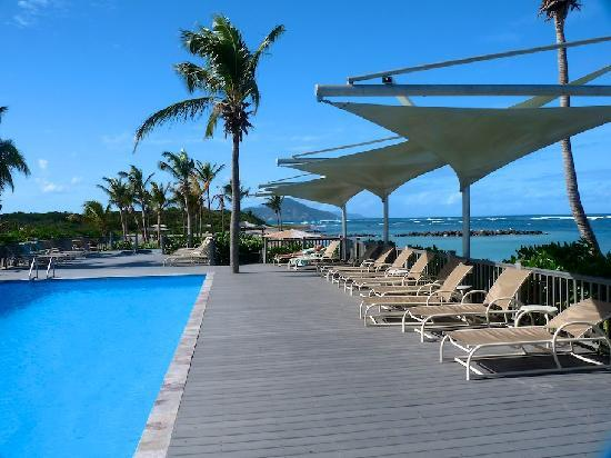 Nisbet Plantation Beach Club : The pool