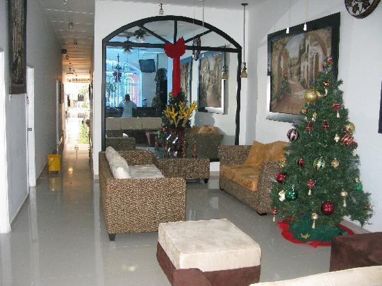 Hotel La Casona: SALA DE ESPERA