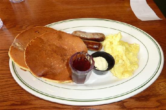 Lumberjack's: Breakfast