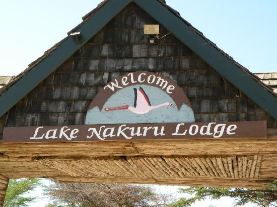 Biaprocade Day Tours & Safaris: Lake Nakuru Lodge entry