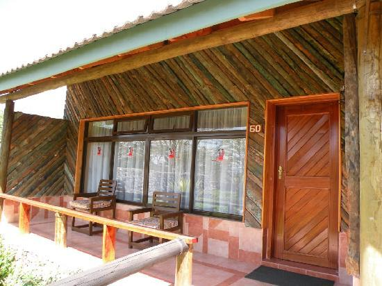 Biaprocade Day Tours & Safaris: Lake Nakuru Lodge room balcony