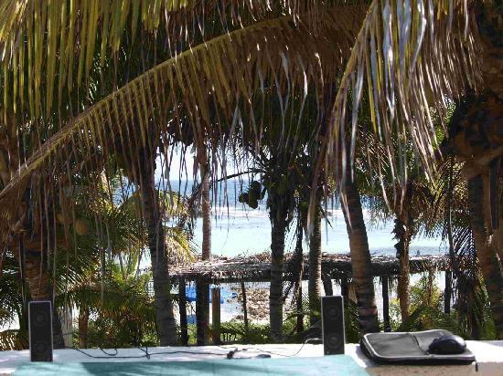 Hotel Villa Kiin: Vom Balkon