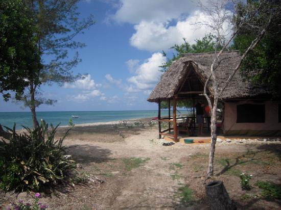Lua Cheia Beach: zona relax