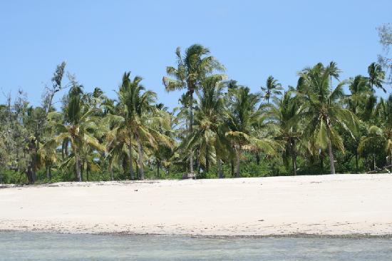 Lua Cheia Beach: spiaggia