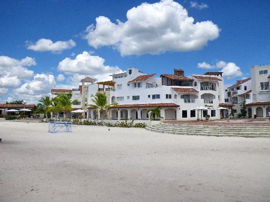 Cadaques Bayahibe : Vista dalla spiaggia