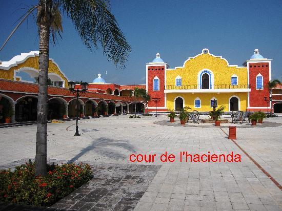 Grand Bahia Principe Coba: l'hacienda du domaine