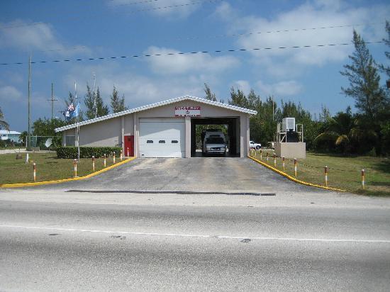 Hell Fire Department Cayman Islands
