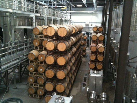 Bottlest Winery, Bar & Bistro: wine making at Terravant is located in the heart of the Santa Ynez Valley in Buellton California