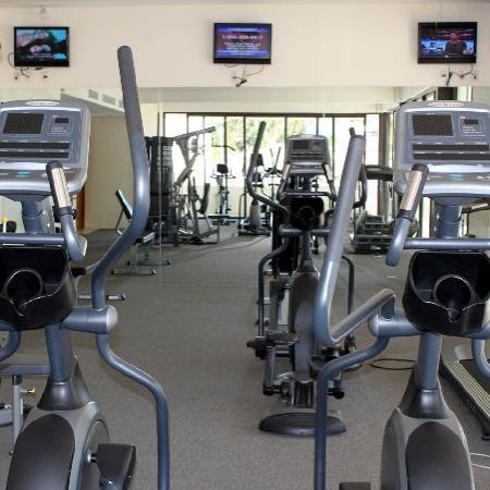 Alegranza: Gym