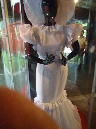 Carmen Miranda Museum : Museo C.Miranda