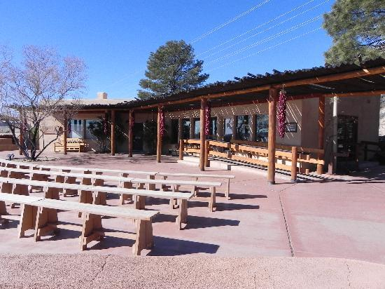 Petroglyph National Monument: The Visitor Center