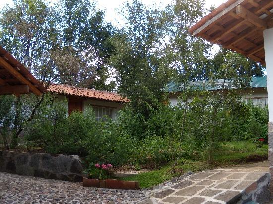 Tlalpujahua, Mexiko: El jardín de Amacalli