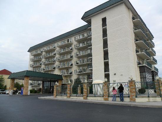 Park Grove Inn: hotel