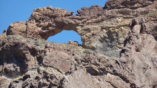 Ajo, AZ: Double Arch