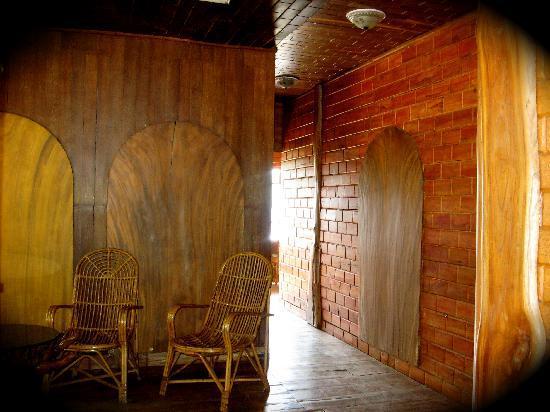 Spice Garden Resort : Receiving area.