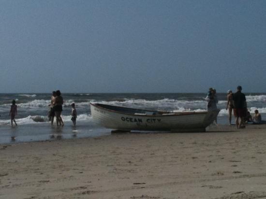 Ocean City Beach: beach