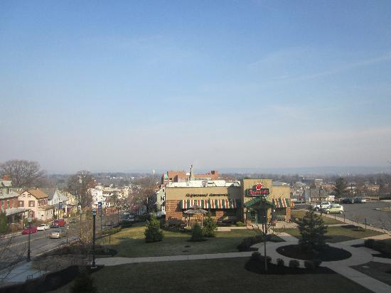 Hampton Inn & Suites Ephrata - Mountain Springs: View from room